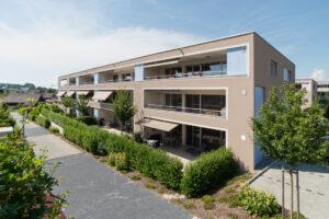 Ansicht Eigentumwswohnung Verkaufen Tägerwilen Kreuzlingen Bodensee