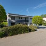 Einfamilienhaus in Bottighofen: Zufahrt
