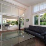 Einfamilienhaus mit viel Licht: 52qm Wohnzimmer