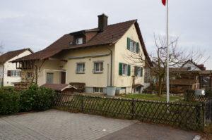 Ansicht Einfamilienhaus Verkaufen Marthalen