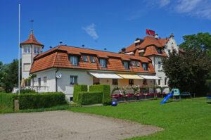 Ansicht Hotel Taegerwilen Konstanz