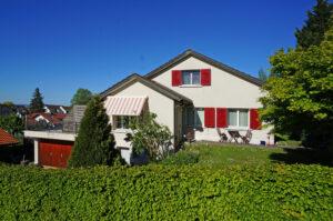 Ansicht West Einfamilienhaus Bodensee Immobilienmakler