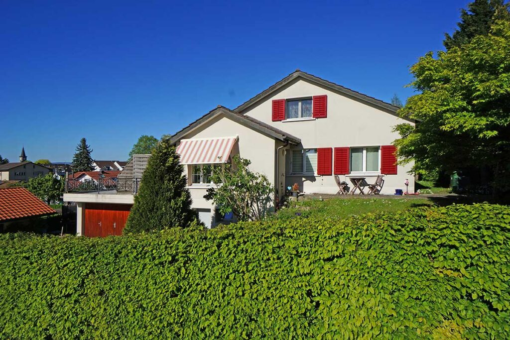 Einfamilienhaus Verkaufen Steckborn Bodensee Seesicht Immobilienmakler