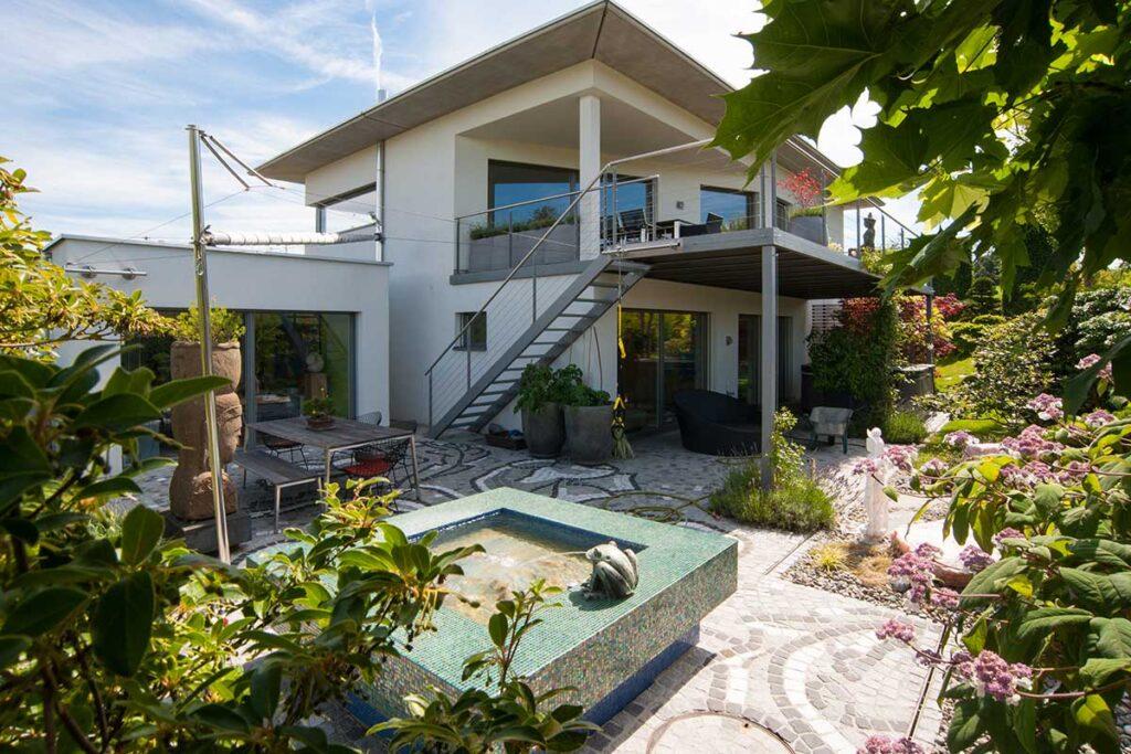 Einfamilienhaus Verkaufen Ermatingen Seesicht Immobilienmakler