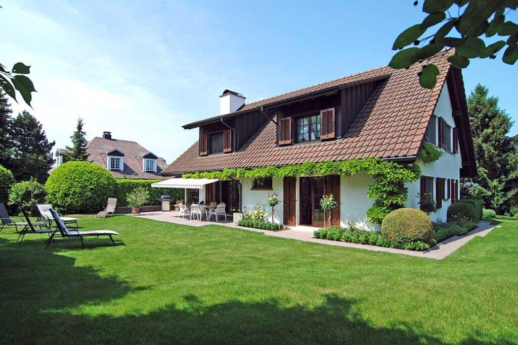 Einfamilienhaus Verkaufen Kreuzlingen Bodensee Fehr Immobilien