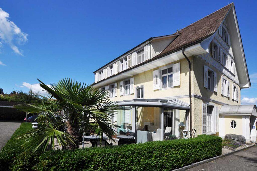 Hotel Ermatingerhof Gewerbeliegenschaft Bodensee Fehr Immobilien