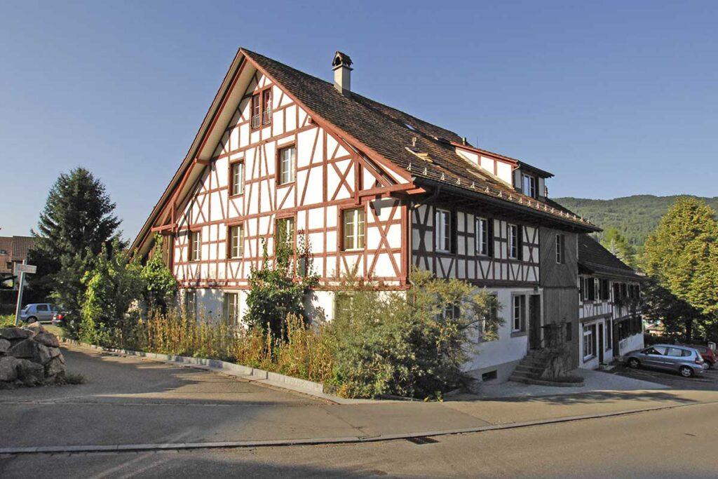 Riegelhaus Zu Verkaufen Rorbas Zuerich Immobilienmakler Fehr