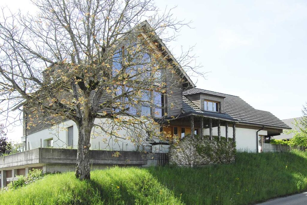 Villa Büro Matzingen Verkaufen Immobilienmakler