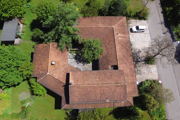 Villa Tägerwilen Verkaufen Drohne Kreuzlingen Bodensee Immobilienmakler