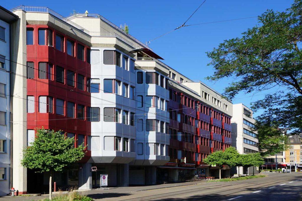Büro Gewerbe Verkaufen Zürich