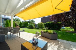 Garten Sitzplatz Einfamilienhaus in Kreuzlingen TG