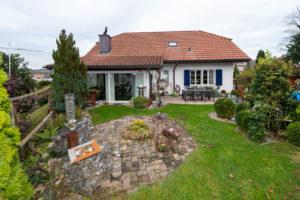Einfamilienhaus in Wigoltingen zu verkaufen - Gartenplatz