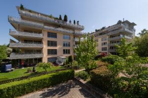 Überbauung - Wohnung nähe Zürich