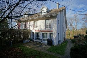 Haus im Thurgau mit Gartensitzplatz