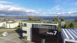 Exklusive Attika-Wohnung mieten mit Seesicht