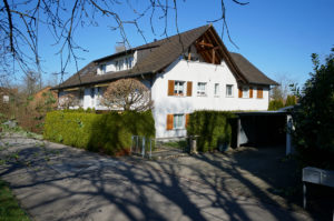 Dach Wohnung Kreuzlingen: Aussenansicht Seite