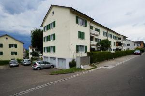Ansicht West Mehrfamilienhaus Steckborn zu verkaufen